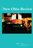 Cover of New Ohio Review 18